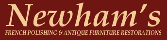 Newham's furniture restoration & french polishing